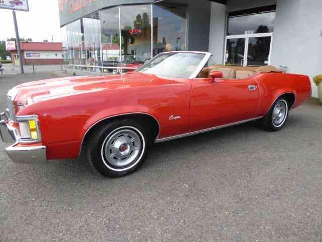 1973 Mercury Cougar XR7 | 1024672