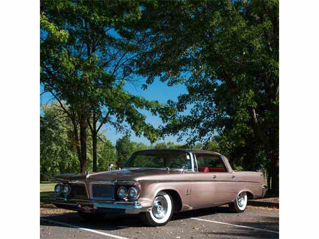 Picture of Classic '62 Imperial located in St. Louis Missouri Offered by MotoeXotica Classic Cars - LYNK