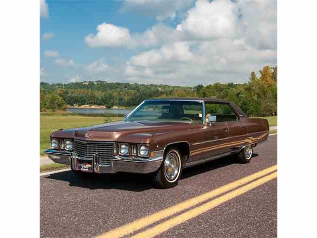 Picture of '72 Cadillac Sedan DeVille located in Missouri - $22,500.00 - LYNN