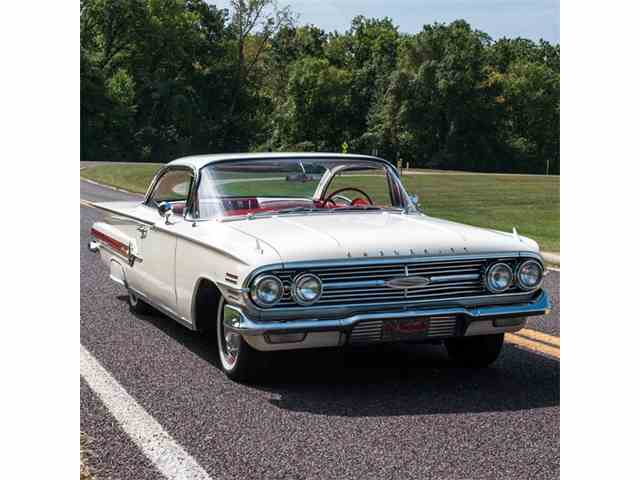 Picture of 1960 Chevrolet Impala located in Missouri - $44,900.00 Offered by MotoeXotica Classic Cars - LYNP
