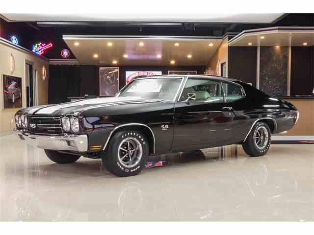 1970 Chevrolet Chevelle SS | 1024695