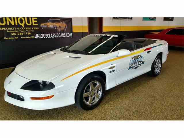 1997 Chevrolet Camaro Z28 Convertible Brickyard Pace Car | 1020047