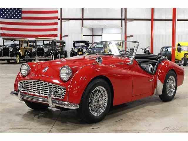 1961 Triumph TR3 | 1024703