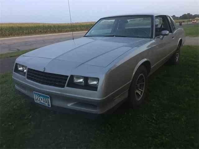 1985 Chevrolet Monte Carlo | 1024706