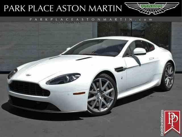 2013 Aston Martin Vantage | 1024707