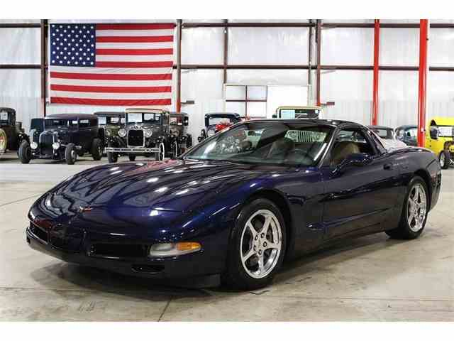 2000 Chevrolet Corvette | 1024717