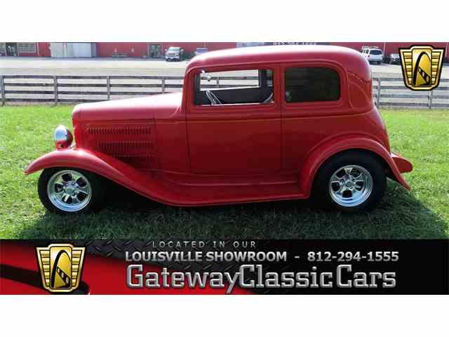 1932 Ford Victoria | 1024723