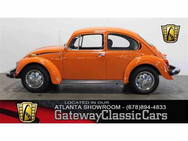 1972 Volkswagen Beetle | 1024726