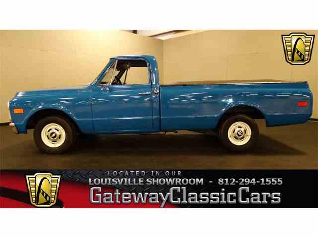 1970 Chevrolet C10 | 1024727