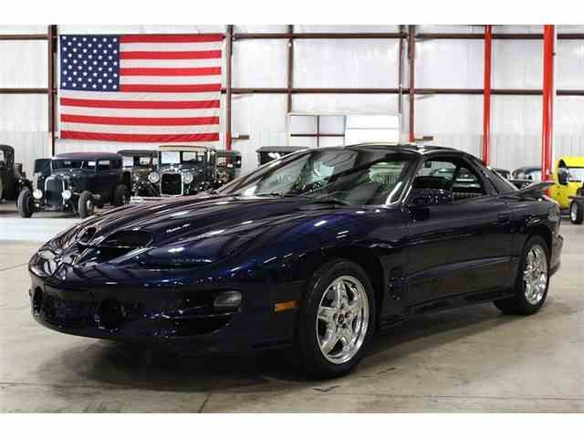Picture of 2001 Firebird located in Michigan Offered by GR Auto Gallery - LYOO