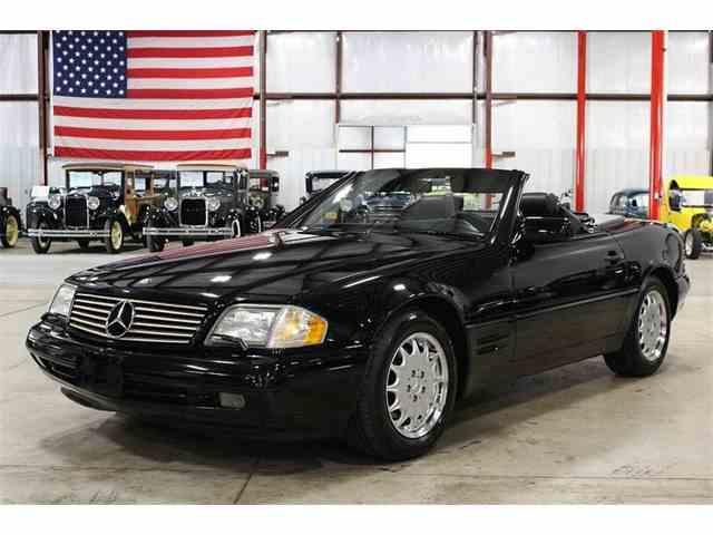 1998 Mercedes-Benz SL500 | 1024740