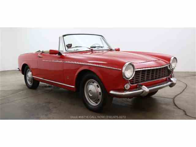 1965 Fiat 1500 | 1024748