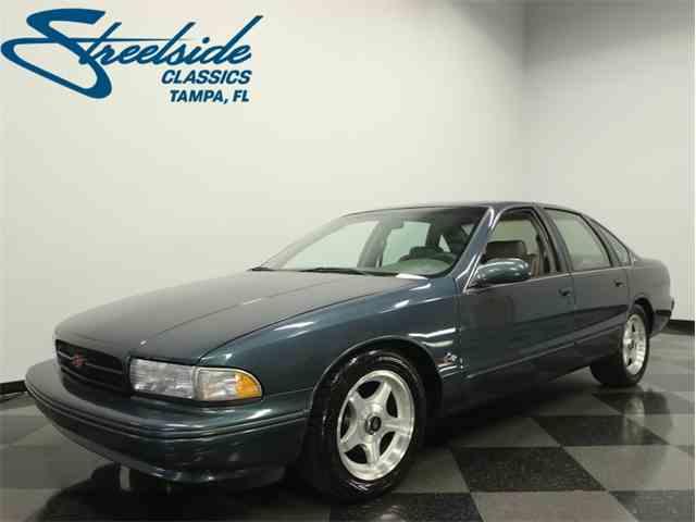 1995 Chevrolet Impala SS | 1024751