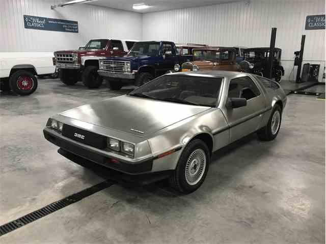 1983 DeLorean DMC-12 | 1020476