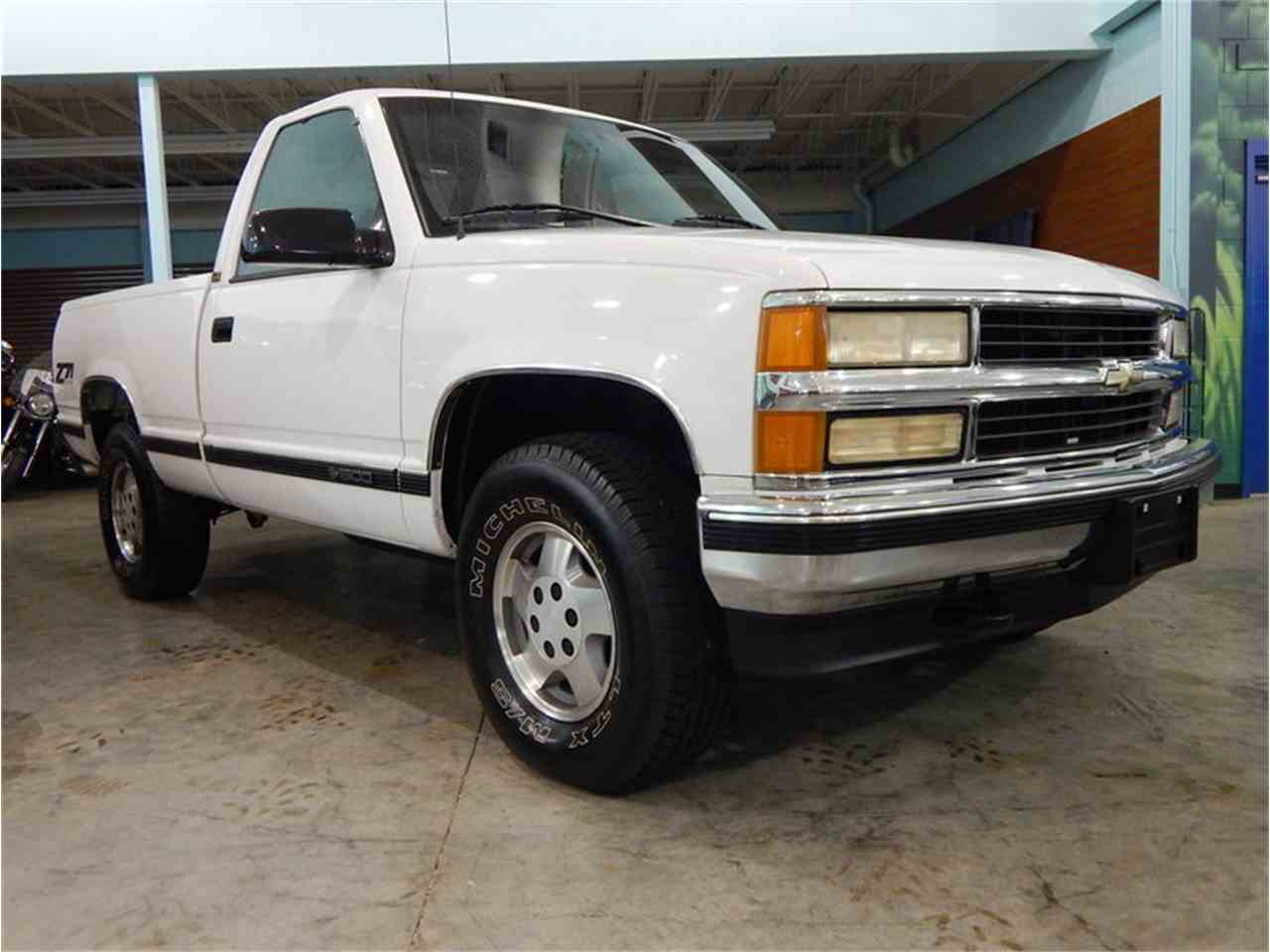 Silverado 95 chevy silverado : 1995 Chevrolet Silverado for Sale | ClassicCars.com | CC-1024761