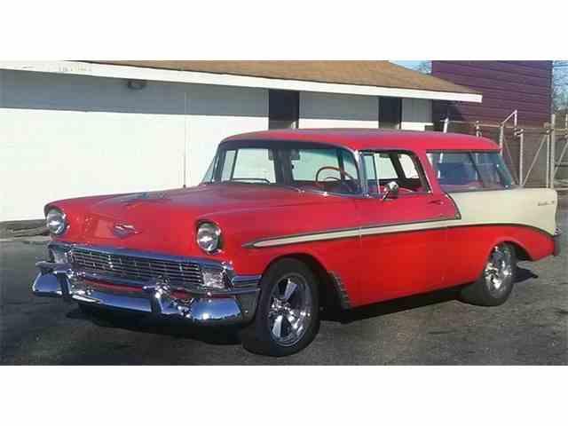 1956 Chevrolet Nomad | 1024762