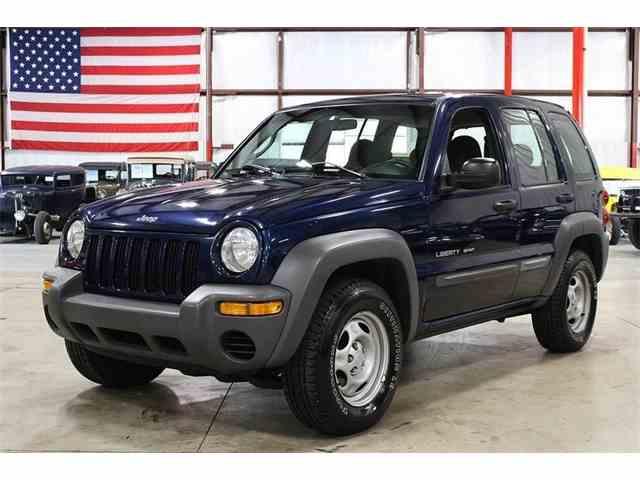 2002 Jeep Liberty | 1024770