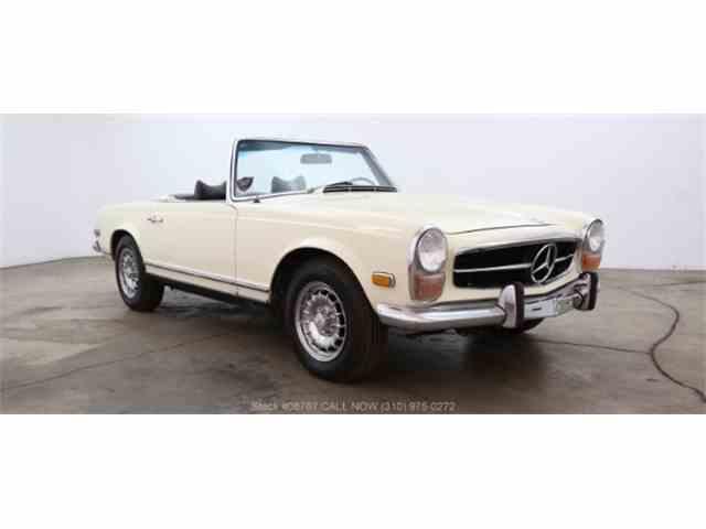 1969 Mercedes-Benz 280SL | 1024773