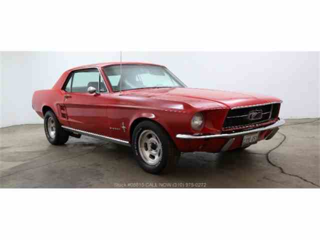 1967 Ford Mustang   1024776