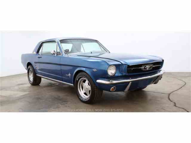 1965 Ford Mustang | 1024777
