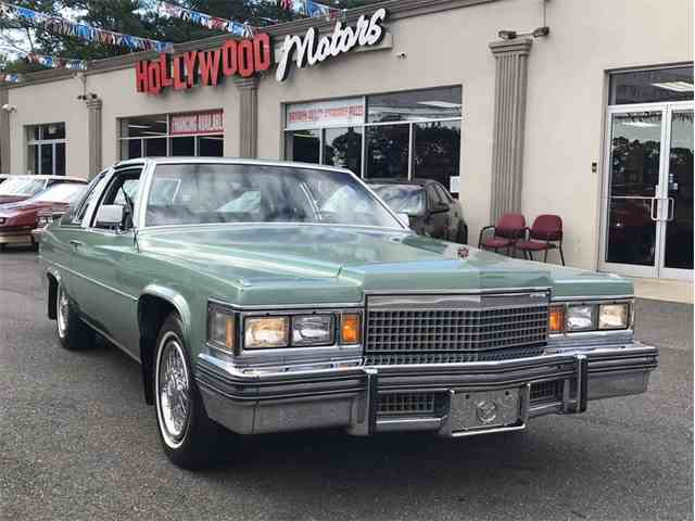 1979 Cadillac Coupe d'Elegance | 1024780