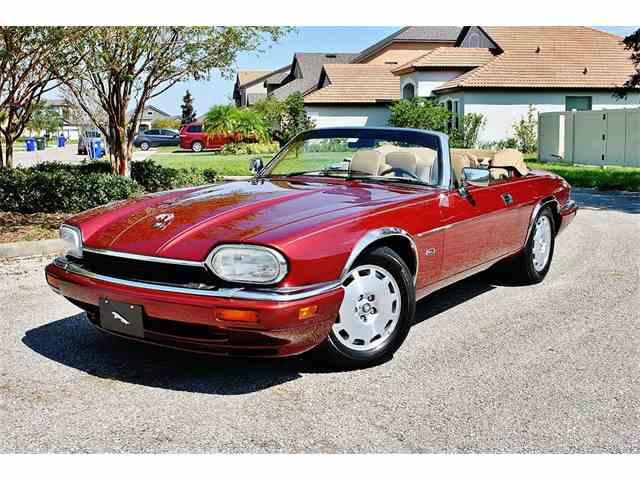 1996 Jaguar XJ | 1024816