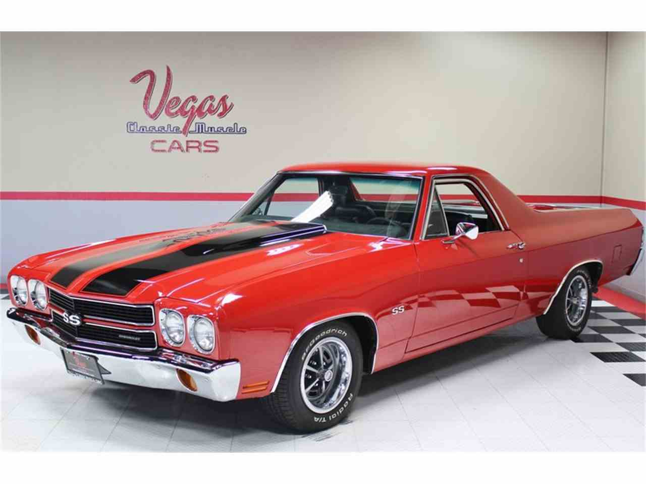 1970 Chevrolet El Camino for Sale | ClassicCars.com | CC-1024820