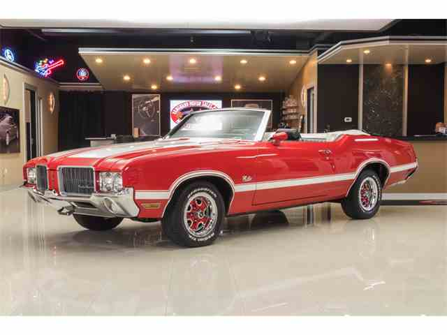 1971 Oldsmobile Cutlass | 1024824