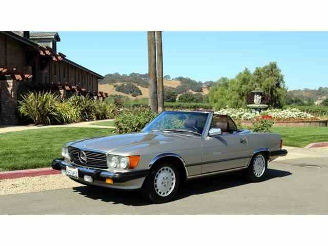 1988 Mercedes-Benz 560SL | 1024848