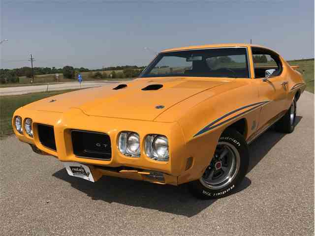1970 Pontiac GTO (The Judge) | 1024851