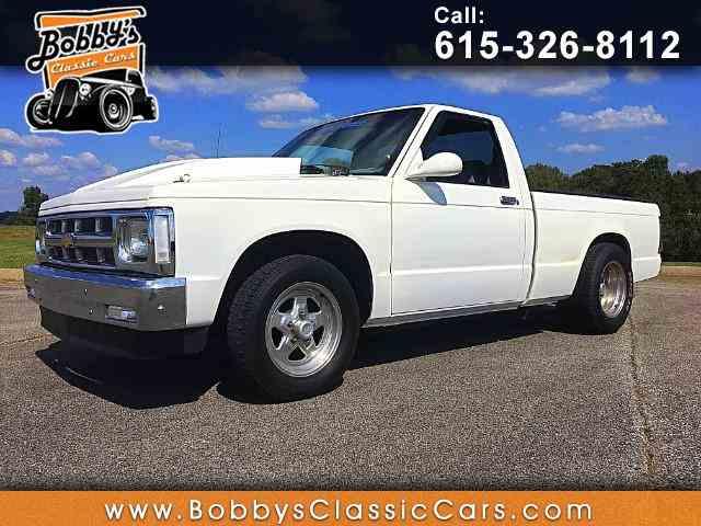 1992 Chevrolet S10 | 1024856