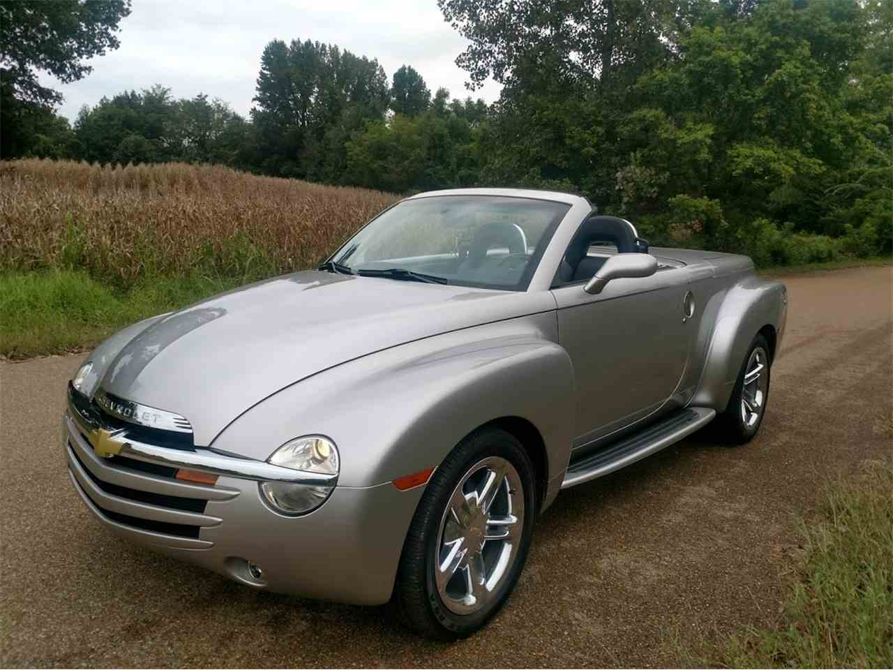 All Chevy 2006 chevrolet ssr for sale : 2006 Chevrolet SSR for Sale | ClassicCars.com | CC-1024862