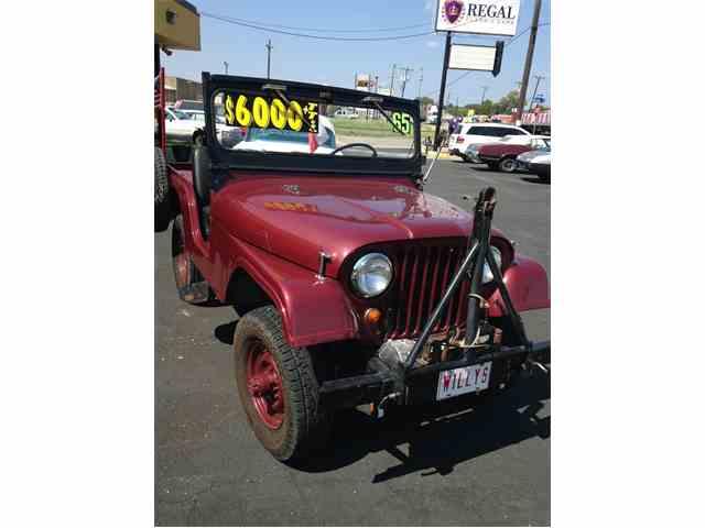 1965 Jeep CJ5   1024874