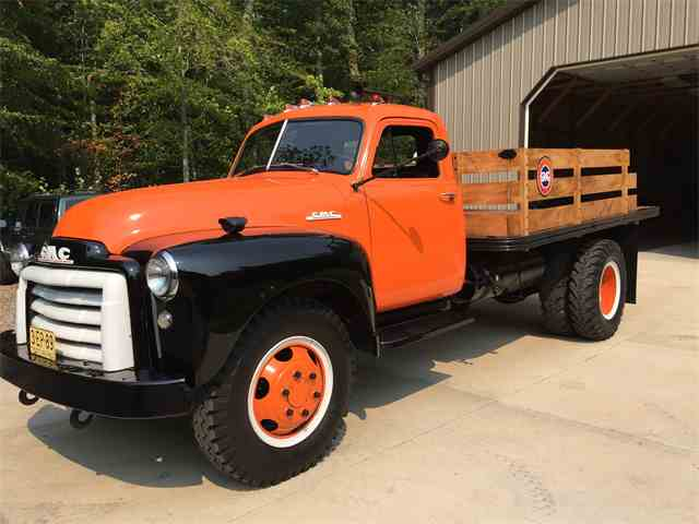 Old 4x4 Trucks For Sale >> Classic GMC for Sale on ClassicCars.com - 254 Available