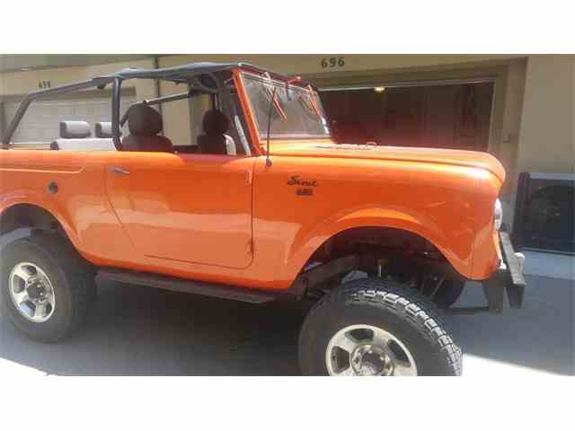 1962 International Harvester Scout | 1024880