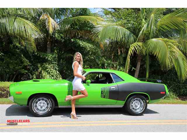 1974 Plymouth Barracuda | 1024881