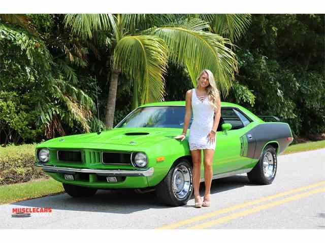 1973 Plymouth Barracuda   1024881