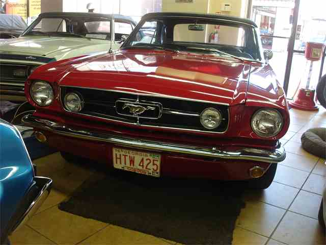 1965 Ford Mustang | 1024882
