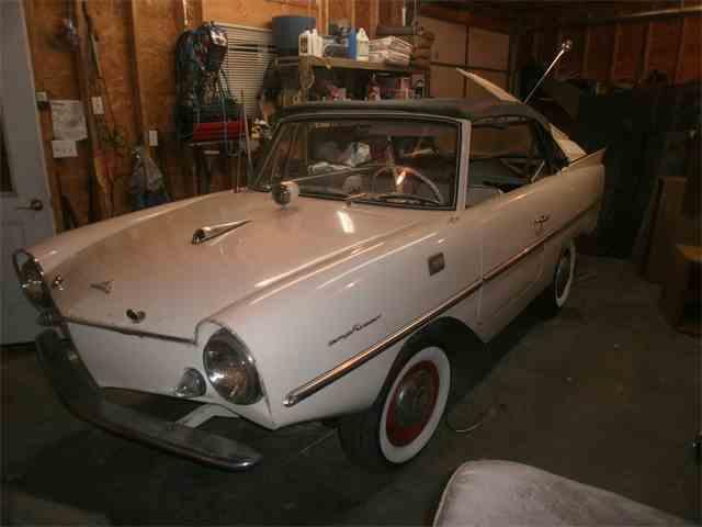1961 Amphicar 770 | 1024883