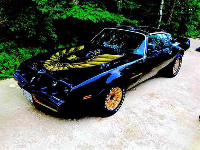 1979 Pontiac Firebird Trans Am SE | 1024899