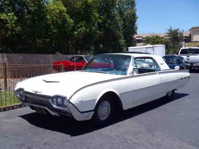 1962 Ford Thunderbird | 1024900