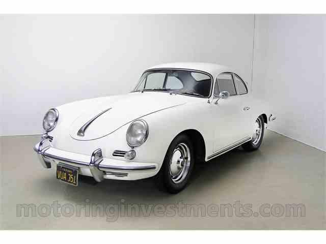1961 Porsche 356B | 1024905