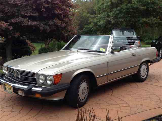 1989 Mercedes-Benz 560SL | 1024907