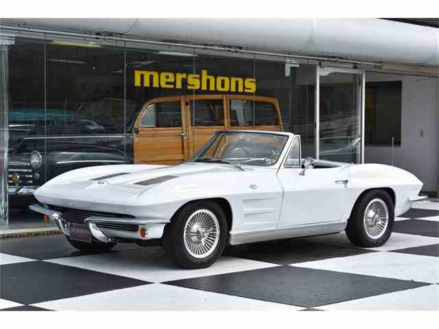 1963 Chevrolet Corvette | 1020491
