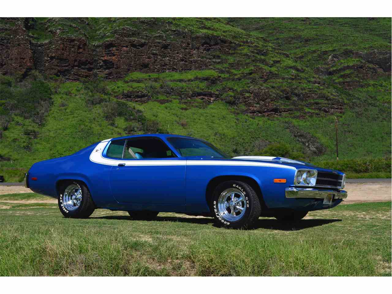 Texas Car Inspection >> 1973 Plymouth Road Runner for Sale | ClassicCars.com | CC-1024918