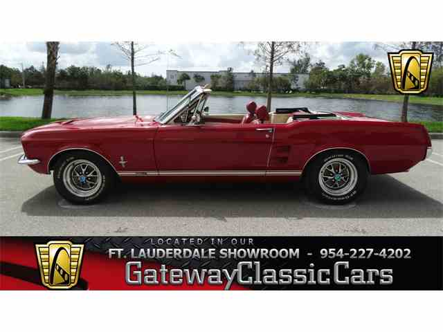 1967 Ford Mustang | 1024935