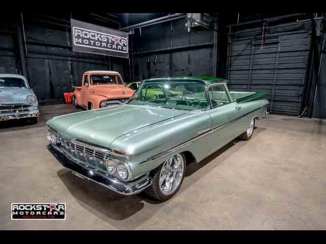 1959 Chevrolet El Camino   1024954