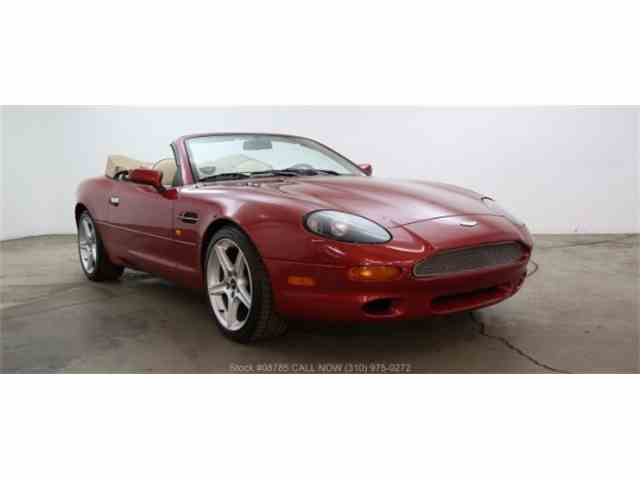 Picture of '98 DB7 - LYV1