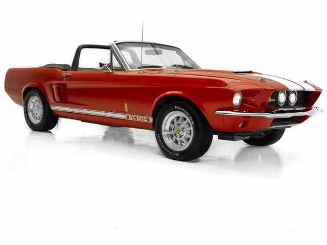 1967 Ford Mustang | 1024964