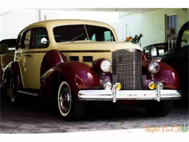 1938 Cadillac 2-Dr Sedan | 1024969